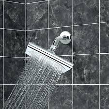 kohler rain shower 9 rain shower head with arm chrome rain shower kohler rain shower panel