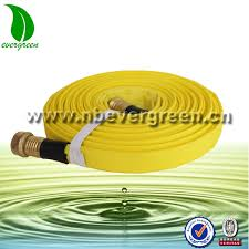 fabric flat garden hose roll lay flat irrigation hose view roll flat garden hose evergreen product details from ningbo evergreen irritech co