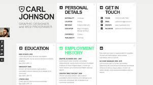 Creative Web Html Resume Template Web Html Resume Template Pixeden