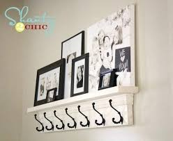Diy Wall Mounted Coat Rack With Shelf Diy Coat Hanger Shelf Best Wall Mounted Coat Rack Ideas On Coat Rack 82