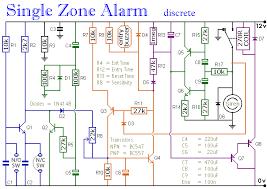 fire alarm control panel circuit diagram the wiring diagram alarm circuit page 6 security circuits next gr circuit diagram