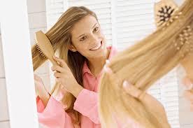 髪の分け目を変えよう髪の毛の健康ヘアスタイル薄毛白髪対策は