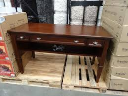 perfect shaped maple desk costco redflagdealscom forums