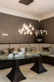 Cool et2 lighting in Dining Room Contemporary with Kitchen Bench