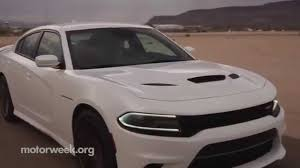 MotorWeek | First Look: 2015 Dodge Charger SRT Hellcat And SRT 392 ...