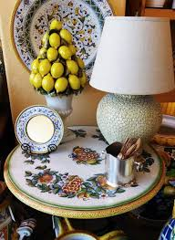 Italian Pottery Outlet Our Italian Tabletops Are Gorgeous . For Italian  Ceramic Table Tops