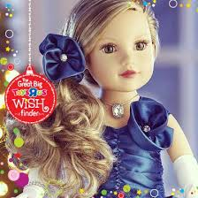 Doll Hairstyles 43 Inspiration ToysRUs On Twitter Dressed Up For The Holidays Meet Jordanna Our