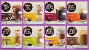 Dolce Gusto Light Nescafe Dolce Gusto Coffee Capsules 3 Boxes Of 16 Pods Select Your Flavour
