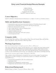 objective in resume for job objectives on resumes restaurant resume objective job resume