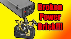 Xbox 360 Power Supply Orange Light How To Fix Xbox 360 Power Block Brick Red Light Problem