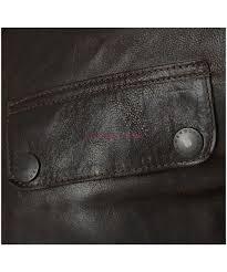 men s barbour international hurricane leather jacket brown 013691 mlt0063
