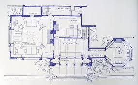 Fllw Darwin Martin House Plan Arts Crafts Houses Pinterest Frank Frank Lloyd Wright Home And Studio Floor Plan