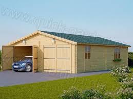 49 M2 Garage 900 Dobbelt 66 Mm V Gtykkelse