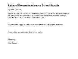 How To Write An Excused Absence Note For School Writings And Papers