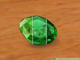 How To Tell If An Emerald Is Real With Pictures Wikihow