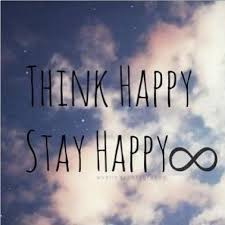 Happiness Quotes Tumblr Magnificent Think Happy Stay Happy Pictures Photos And Images For Facebook