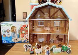 imaginarium mighty big barn toys r us farm animals or dolls you