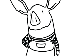 Olivia The Pig Coloring Pages Improved Pigs To Print The Pig
