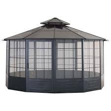 patio gazebo clearance voguish outdoor chandelier lighting photo in reasonable 10x10 screened gazebos sweet