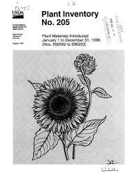 plant inventory no 205 the germplasm
