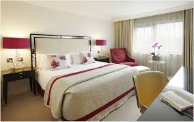 Bedroom  Bestbedroomsetupmodernpopdesignsforbedroomwindow - Master bedroom window treatments