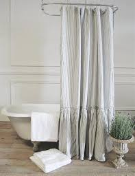 vintage shower curtain. 36 Vintage Shower Curtain Ideas For Your Bathroom