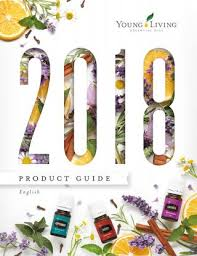 Dilution Chart For Young Living Essential Oils Product Guide 2018 En Eur By Young Living Essential Oils