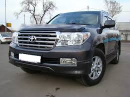 2008 Toyota LAND Cruiser For Sale, 4700cc., Gasoline, Automatic ...