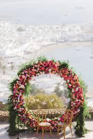 mykonos <b>chic</b> wedding at principote mykonos <b>180</b> sunset bar