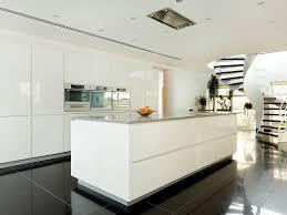 Floor To Ceiling Kitchen Units Barbican Alno Star Highline High Gloss White Kitchen Miele