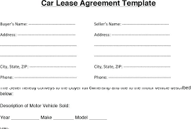 Lease Agreement Letter House Rental Sample Rent Tenancy Contract ...