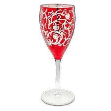 add to my lists disney wine glass wicked