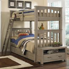 NE Kids Highlands Harper Twin over Twin Bunk - Walmart.com