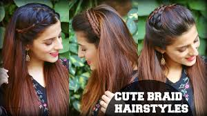Indian Hairstyles For Long Hair For School Inspirational Indian