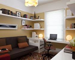 home office style. Home Office. I Like The Shelving And Built In Counter Top Style Desk. Office S
