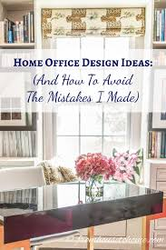 home office design tips. Home Office Design Ideas: Tips For A Functional And Comfortable Room | If You Are