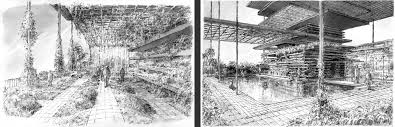 architectural hand drawings. Perfect Hand Click  And Architectural Hand Drawings H