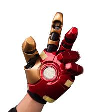 Avengers Chart Jia He Action Chart Marvel Heroes Iron Man Palm Model