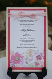 Baby Shower Invitation Ideas Alameelforcongress Com