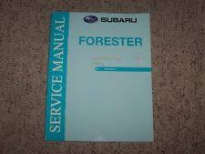 subaru forester manual 2009 subaru forester wiring diagrams service repair manual 2 5l x xt limited