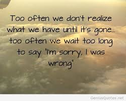 I M Sorry Love Quotes Fascinating Sorry And I'm Sorry Quotes With Wallpapers