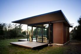 Contemporary Cabins Washington Small House Bliss