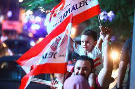 احتفالات عارمة لجماهير الزمالك بشوارع المهندسين بعد التتويج بالدورى الـ13 -  اليوم السابع