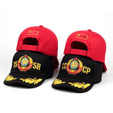 <b>CCCP</b> USSR Russian Hot Sale Style Baseball Cap Unisex <b>Black</b> ...