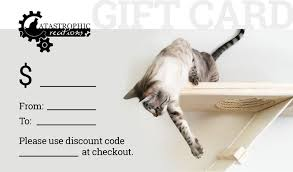 cat furniture gift card