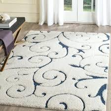 elegance cream blue area rug safavieh florida gray