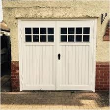 cardale side hinged garage doors comfortable abs side hinged garage door bedford design with windows