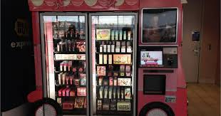 Combination Vending Machines For Sale Custom 48 Of The Most Clever Vending Machines And Why They're Strategic