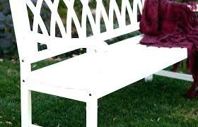 garden bench seat small white garden bench modern outdoor ideas medium size white garden benches bench