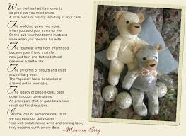 79 best Memory bears images on Pinterest   Doll, Molde and Teddy bears & Maureen's Memory Bears Adamdwight.com